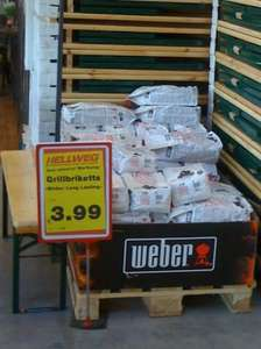 [lokal] Long Lasting Premium Briquettes 3kg