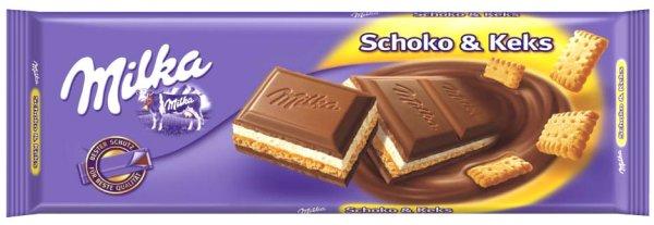 [Lokal Edeka Rhein Ruhr] Milka Schokolade 300g (250g) für 1,59 €