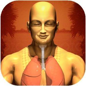 Universal Breathing - Pranayama - App für Atemübungen (Yoga) kostenlos via Amazon App Shop
