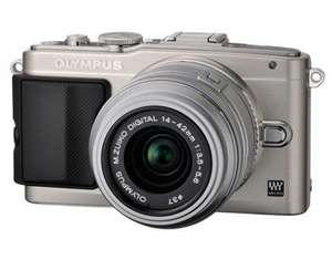 Olympus Pen E-PL5 Kit 14-42 mm für 406,95 € @ photospecialist.de