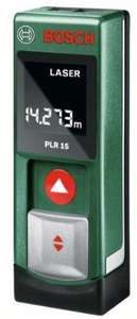 Bosch Laser-Entfernungsmesser PLR 15 [Offline, Bauhaus, Tiefpreisgarantie]