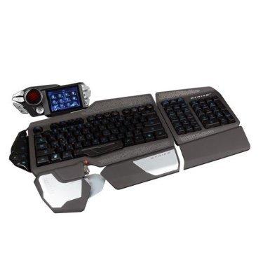 Mad Catz S.T.R.I.K.E. 7 Gaming Tastatur