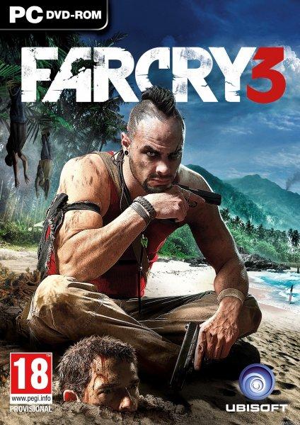 [Uplay] Far Cry 3 für 4,53 € und Far Cry 3 Deluxe Edition für 6,05 € @Gamersgate.co.uk