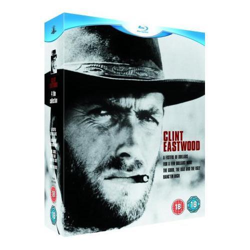 Die Clint Eastwood Collection [Blu-Ray] für ~20€ @ zavvi.com