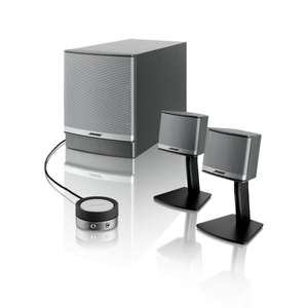 Bose Companion 3 für 199€ @comtech - 2.1 Lautsprecher-System
