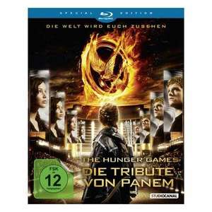 Die Tribute von Panem - Hunger Games - Blu-Ray @real Onlineshop