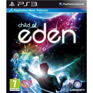 Child of Eden (PS3) + Gratis T-Shirt  für 18,99 Euro inkl. Versand @ Play (Preorder)