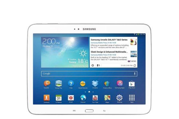 [3% Qipu] Samsung P5220 Galaxy Tab3 10.1 Wi-Fi 16 GB + LTE mit Vodafone Branding für 309€ frei Haus @DC