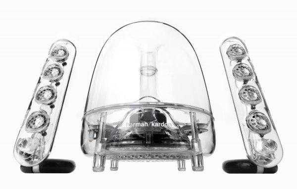 Harman Kardon Soundsticks III 2.1 PC-Lautsprechersystem
