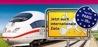 Ltur Bahn - Top-Ziel international in die Niederlande für 36€