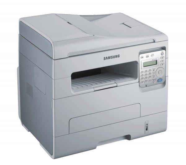 "Samsung™ - 4-in-1 S/W Lasermultifunktionsgerät ""SCX-4727FD"" (Drucker/Scanner/Kopierer/Fax,USB,LAN) für €138,92 [@MeinPaket.de]"