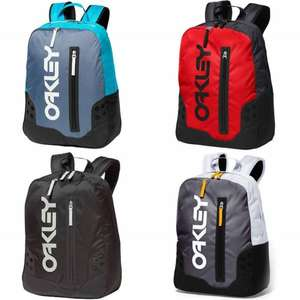 "Oakley™ - Rucksack ""B1B"" (Blue,Black,White,Red) ab €16,37 [@Zavvi.com]"