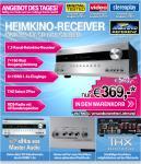Onkyo TX-SR 608 S Silber 7.2-AV-Receiver, HDMI 1.4, THX-Select2 beim T-Online-Shop inkl. kostenlosen Versand