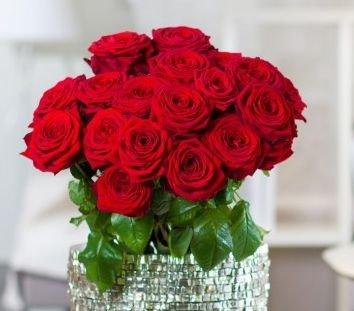 10 langstielige rote Rosen (70 cm) für 5,90€ bei miflora.de (nur Neukunden)