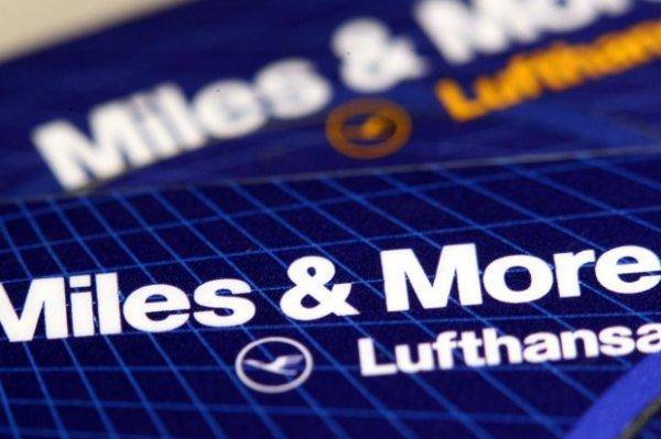 10000 Miles & More Meilen für DKB Werbung