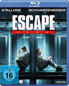 [Media-Dealer.de] Liveshopping: Escape Plan (Blu-ray) 9,99 Euro + ggf. Versand