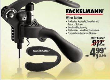 Fackelmann Wine Butler @Metro