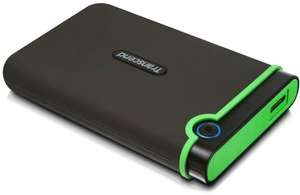 Transcend StoreJet M3 Anti-Shock 1TB für 57,90€ @Amazon.de