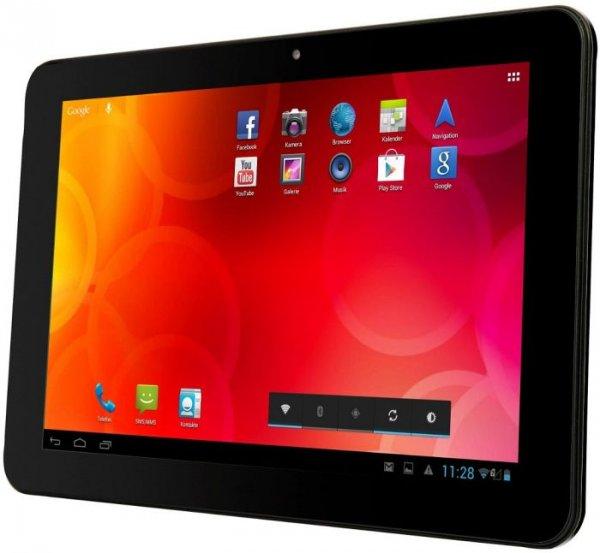 "Xoro Tablet 10"", Quadcore, 3G, 16GB/1GB ""TelePAD 1032"" @ZACKZACK"