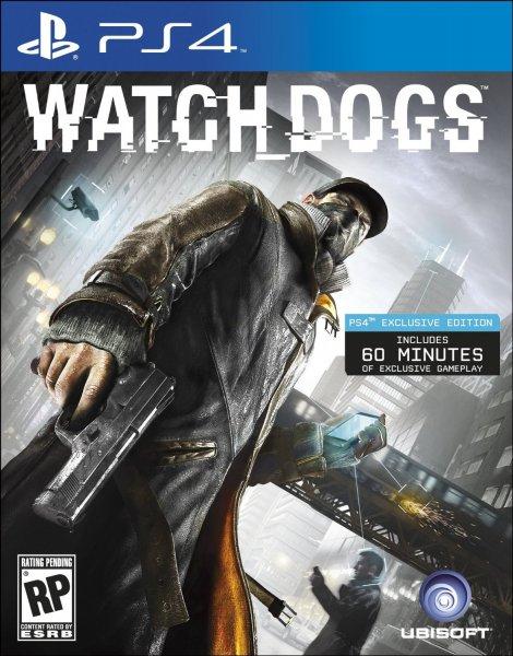 Watch_Dogs für PlayStation 4 durch Gutschein für 49,99€ + 5,99€ VSK