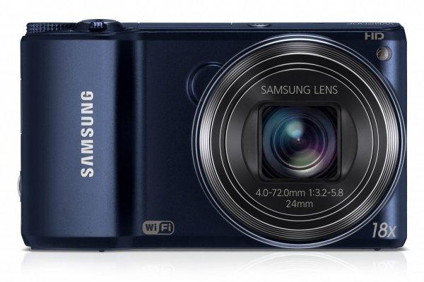 Samsung WB200F (18fach-Zoom, WLAN) für 82 € + 3% qipu @ Technikdirekt