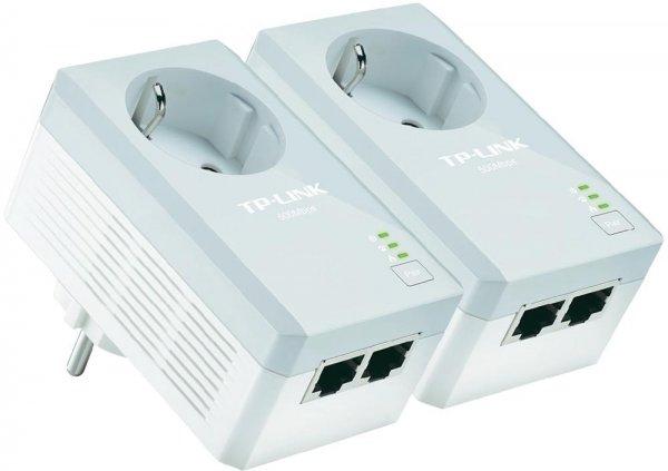 TP-LINK TL-PA4020PKIT Powerline Starter Kit 500 MBit/s für 43,22€ @Voelkner