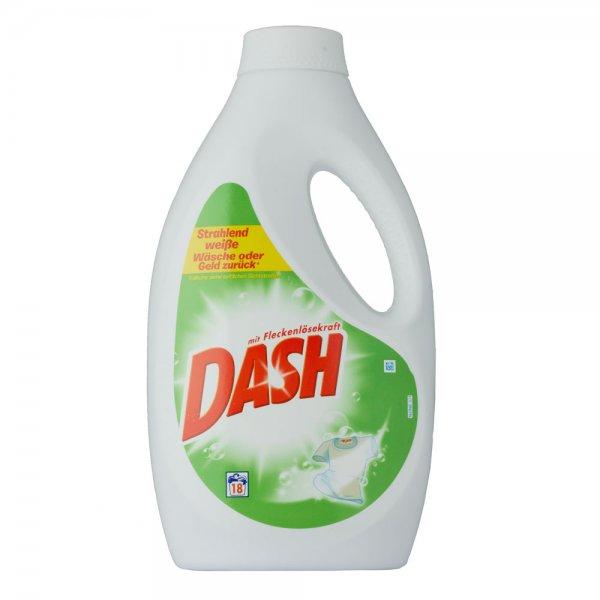 Dash Flüssigwaschmittel (18, 40 und 63 WL) kostenlos testen (ANSCHLUSS-DEAL!!!)
