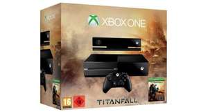 (AT) Xbox One Titanfall Bundle + FIFA 14 + 12 Monate Xbox Live Gold für 494€