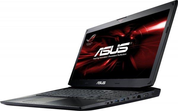 Notebook Asus G750JX-T4070H (i7, GTX 770M, 17,3 Zoll) 200€ unter Bestpreis