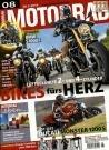 8x MOTORRAD - Zeitschrift + Geschenk