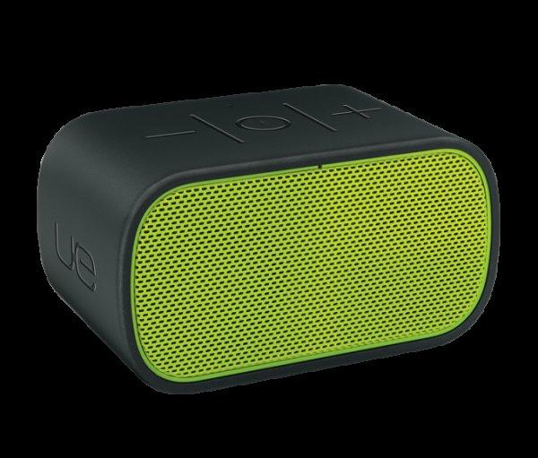 Logitech Boombox UE black / yellow - Bluetooth Lautsprecher - @ebay für 49,95 €