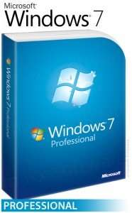 Microsoft Windows 7 Professional (+SP1)