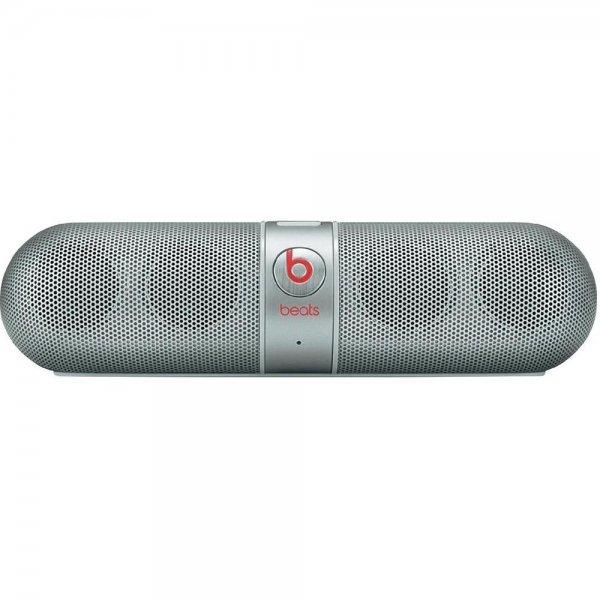 Beats by Dr. Dre - Pill Bluetooth-Lautsprecher Silber für 111€@Vodafone
