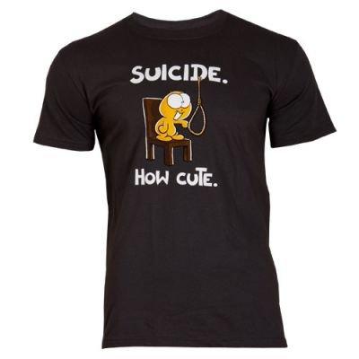 T-Shirt Ausverkauf im Nichtlustig Shop - Shirts für 8,95€ + 3€ Vsk. anstatt vorher 15,90€