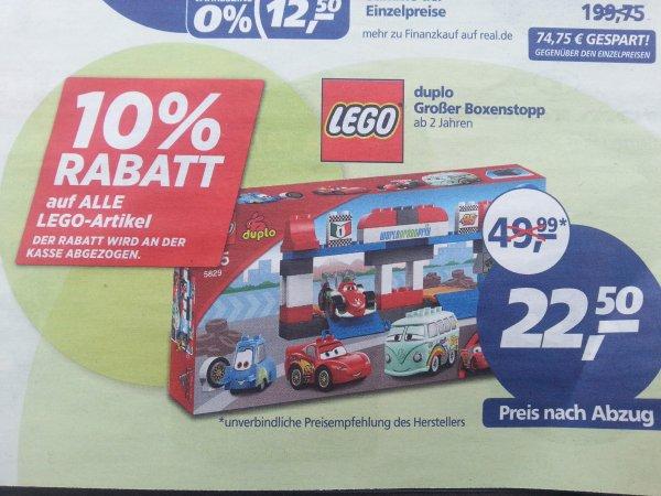 Offline 10÷ auf Lego auch auf reduzierte Artikel