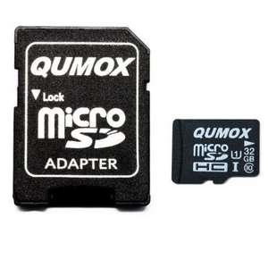 QUMOX 32GB MICRO SD MEMORY CARD CLASS 10 UHS-I 32 GB ink VSK