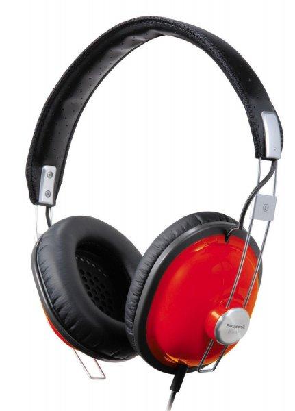Panasonic RP-HTX7AE-R Hifi-Stereo Kopfhörer in rot bei Amazon