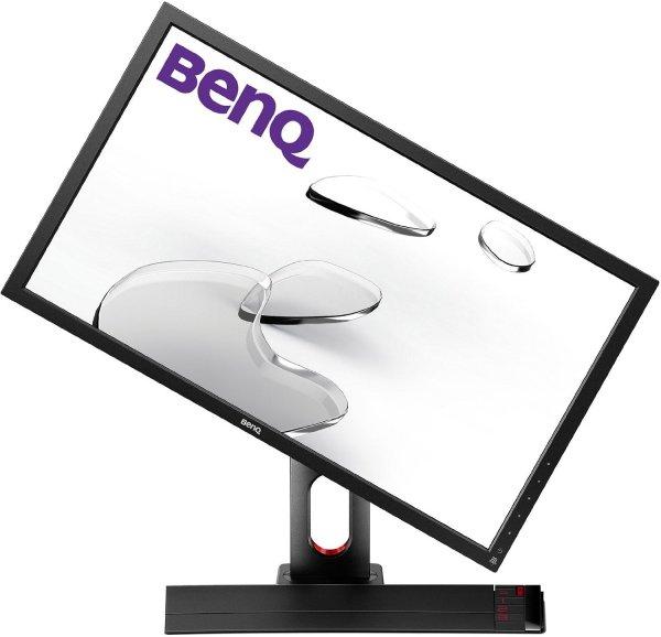 """BenQ XL2720Z mit S-Switch - gut ausgestatteter 27"""" 3D Gaming LED Monitor für 379 € inkl. Vsk."""