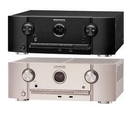 Marantz SR5008 7.2 AV-Receiver mit AirPlay und 4k-Skalierung schwarz oder silber 479€ - 100€ Sparen