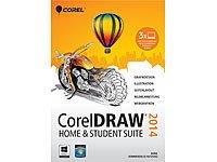 Corel Draw Home & Student 2014 (3 Lizenzen)