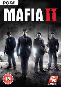 Mafia II Director's Cut für 16,72€  - PC / PS3 / XBOX 360 -