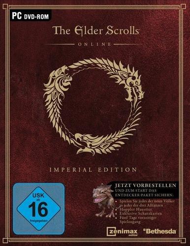 The Elder Scrolls Online - Imperial Editions sofort lieferbar! Anlieferung morgen sollte klappen!