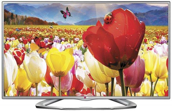 """LG 47LN6138 für 499€- 47"""" LED TV mit Triple-Tuner, HbbTV und WLAN"""
