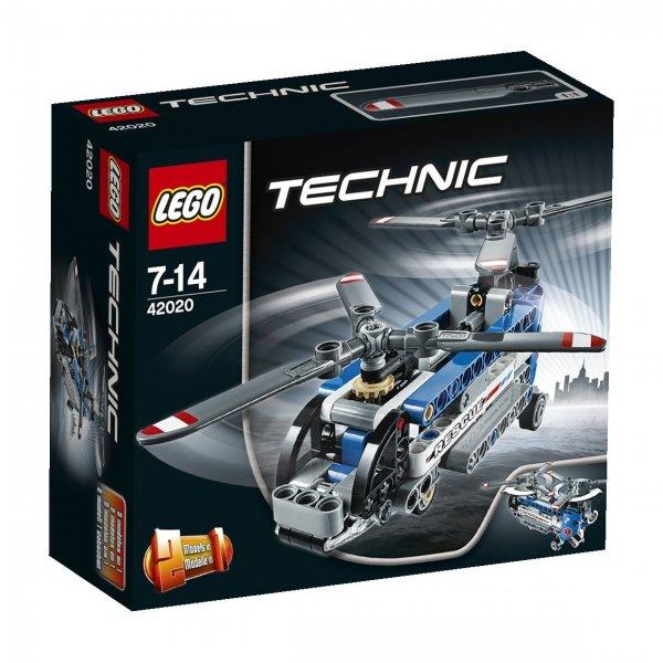 Lego Technic 42020 - Doppelrotor-Hubschrauber - 10,06 € | @amazon.de