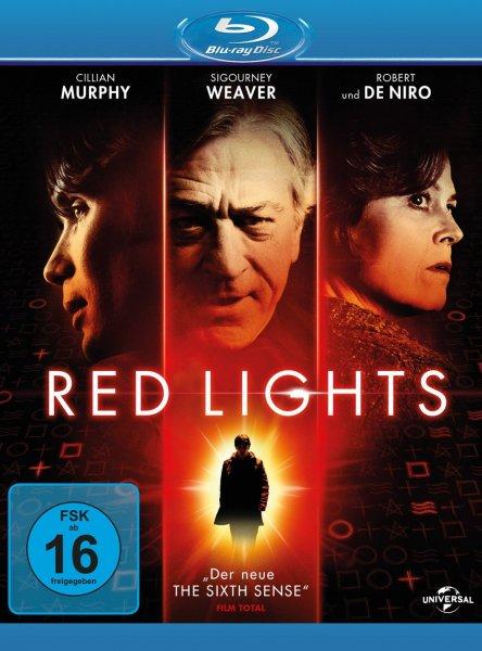 [Amazon WHD] Red Lights [Blu-ray] - Wie neu - 11 Stück (ggf. Versandkosten!)