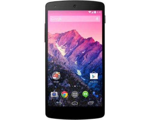 LG Google Nexus 5 16GB weiß für 329€