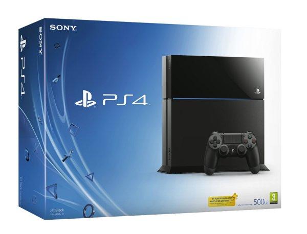 Sony PlayStation 4 amazon.co.uk