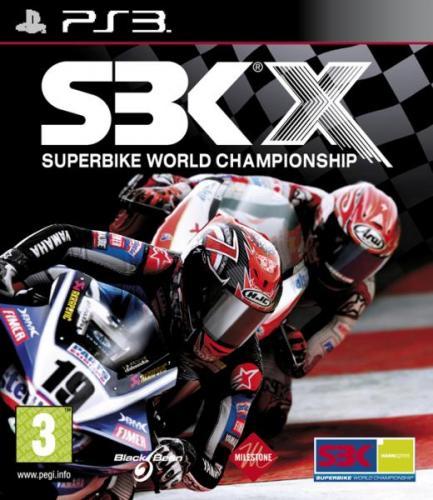 SBK X: Superbike World Championship PS3 für ca. 6,60 € incl.Versand !