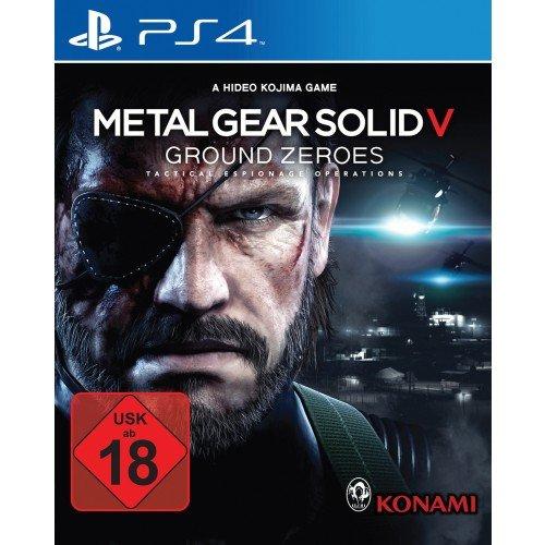 Metal Gear Solid V: Ground Zeroes für PS4/Xbox One/Xbox 360 nur 19,99€ [PS3 nur im Geschäft]