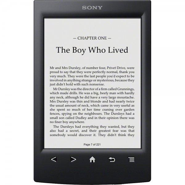 Sony PRS-T2 Touch Reader für 72,90€ bei notebooksbilliger.de incl. Versand ab 10 Uhr